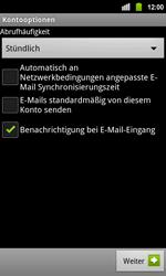 BASE Lutea 2 - E-Mail - Konto einrichten - Schritt 15