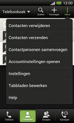 HTC C525u One SV - contacten, foto