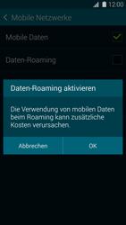 Samsung G900F Galaxy S5 - Ausland - Im Ausland surfen – Datenroaming - Schritt 9