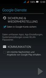 Huawei Y3 - E-Mail - Konto einrichten (gmail) - Schritt 12