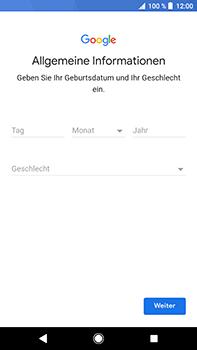 Sony Xperia XZ2 Premium - Apps - Konto anlegen und einrichten - Schritt 8