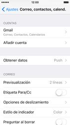 Apple iPhone SE - E-mail - Configurar Gmail - Paso 9