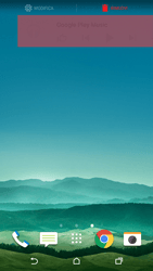 HTC One M9 - Operazioni iniziali - Installazione di widget e applicazioni nella schermata iniziale - Fase 8