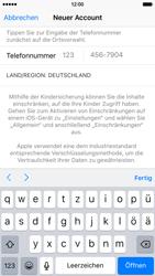 Apple iPhone 6s - Apps - Einrichten des App Stores - Schritt 21