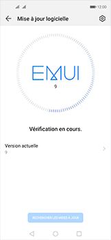 Huawei Nova 5T - Logiciels - Installation de mises à jour - Étape 5