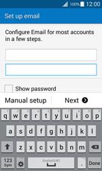 Samsung G357 Galaxy Ace 4 - E-mail - Manual configuration IMAP without SMTP verification - Step 7
