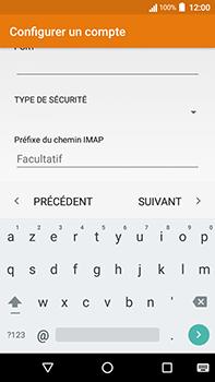 Acer Liquid Zest 4G Plus - E-mail - Configuration manuelle - Étape 13