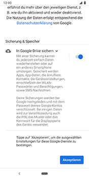 Google Pixel 3 - Apps - Konto anlegen und einrichten - 19 / 22