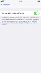 Apple iPhone 8 - Bellen - bellen via wifi (VoWifi) - Stap 7