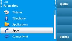 Nokia N97 - Messagerie vocale - configuration manuelle - Étape 5