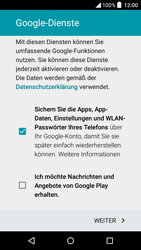 Alcatel OT-6039Y Idol 3 (4.7) - Apps - Konto anlegen und einrichten - Schritt 15