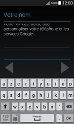Samsung J100H Galaxy J1 - Applications - Créer un compte - Étape 7
