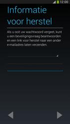 Samsung I9205 Galaxy Mega 6-3 LTE - Applicaties - Account aanmaken - Stap 15