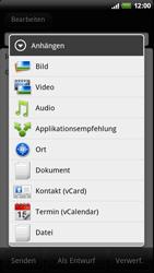 HTC Sensation - E-Mail - E-Mail versenden - 10 / 14