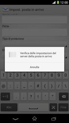 Sony Xperia Z1 - E-mail - configurazione manuale - Fase 11