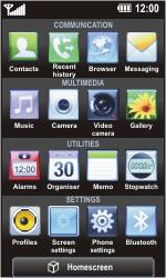 LG GC900 Viewty Smart - Internet - Internet browsing - Step 2