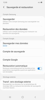 Samsung Galaxy Note20 - Aller plus loin - Gérer vos données depuis le portable - Étape 12