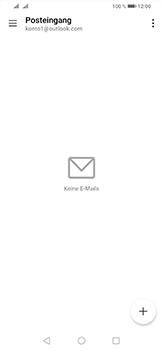 Huawei P30 Lite - E-Mail - 032c. Email wizard - Outlook - Schritt 8
