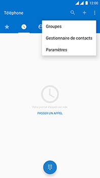OnePlus 3 - Android Oreo - Messagerie vocale - Configuration manuelle - Étape 5
