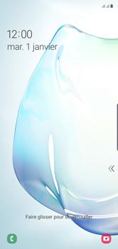 Samsung Galaxy Note 10 - Téléphone mobile - Comment effectuer une réinitialisation logicielle - Étape 6