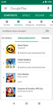Sony Xperia XZ2 - Android Pie - Apps - Herunterladen - Schritt 8