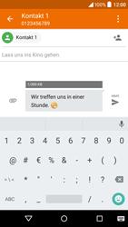 """Alcatel Idol 3 - 4.7"""" - MMS - Erstellen und senden - 14 / 21"""