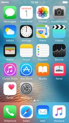 Apple iPhone SE - E-mail - Envoi d
