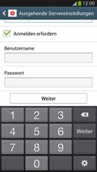 Samsung Galaxy S 4 Active - E-Mail - Manuelle Konfiguration - Schritt 15