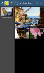 Samsung Galaxy Trend Plus - MMS - Erstellen und senden - 20 / 24