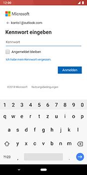 Google Pixel 3 - E-Mail - Konto einrichten (outlook) - 9 / 15