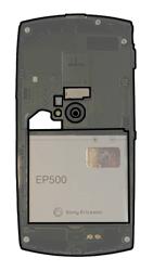 Sony Ericsson U5i Vivaz - SIM-Karte - Einlegen - 5 / 7