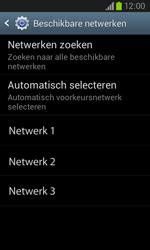 Samsung I8260 Galaxy Core - Bellen - in het buitenland - Stap 8