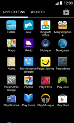 Bouygues Telecom Bs 403 - Photos, vidéos, musique - Ecouter de la musique - Étape 3
