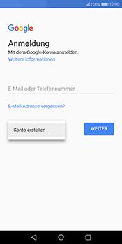 Huawei Mate 10 Pro - Apps - Konto anlegen und einrichten - 0 / 0