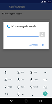 Nokia 7 Plus - Messagerie vocale - Configuration manuelle - Étape 10