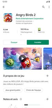 Google Pixel 3a - Applications - Télécharger une application - Étape 16