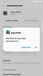 Samsung Galaxy S7 Edge - Android N - Apps - Eine App deinstallieren - Schritt 7