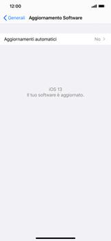 Apple iPhone 11 Pro Max - Software - Installazione degli aggiornamenti software - Fase 6