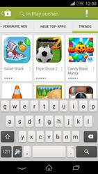Sony Xperia Z3 - Apps - Installieren von Apps - Schritt 14