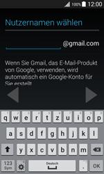 Samsung Galaxy J1 - Apps - Konto anlegen und einrichten - 9 / 19