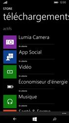 Microsoft Lumia 535 - Applications - Comment vérifier les mises à jour des applications - Étape 6