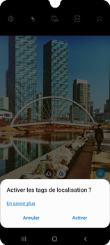 Samsung Galaxy A31 - Photos, vidéos, musique - Prendre une photo - Étape 5