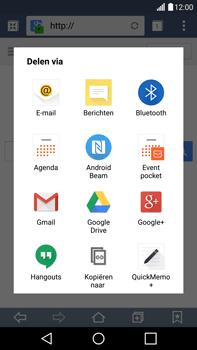LG G4 - internet - hoe te internetten - stap 17