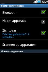 Samsung S5830 Galaxy Ace - bluetooth - aanzetten - stap 6