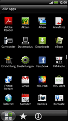 HTC Sensation XE - WLAN - Manuelle Konfiguration - 2 / 2