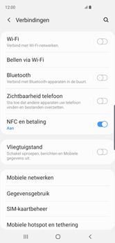 Samsung Galaxy S10 - Netwerk - 4G/LTE inschakelen - Stap 5