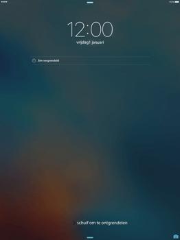 Apple iPad Pro - Internet - Handmatig instellen - Stap 12