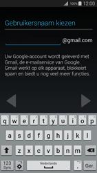Samsung I9195i Galaxy S4 mini VE - Applicaties - Account aanmaken - Stap 8