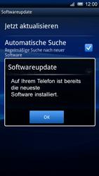 Sony Ericsson Xperia X10 - Software - Update - Schritt 10