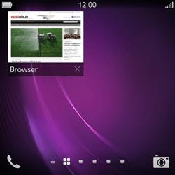 BlackBerry Q10 - Internet und Datenroaming - Verwenden des Internets - Schritt 15